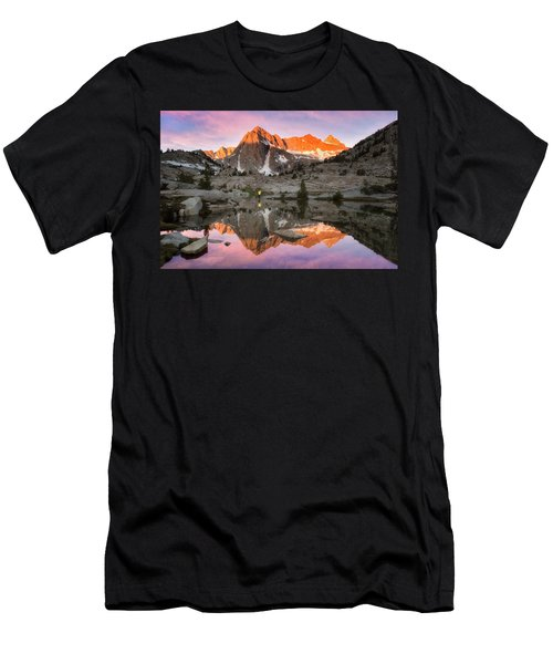 Mountain Air  Men's T-Shirt (Slim Fit) by Nicki Frates