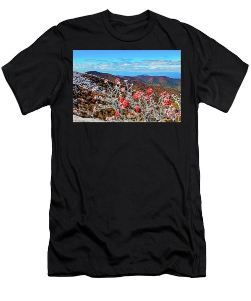 Mountain Ashe Men's T-Shirt (Athletic Fit)