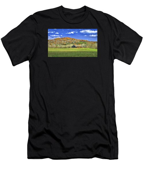 Mountain Barn Men's T-Shirt (Athletic Fit)