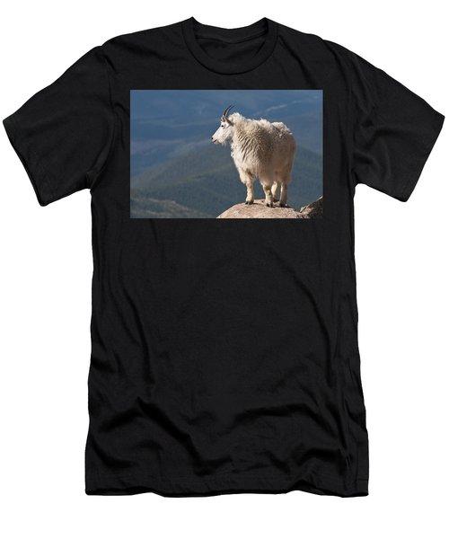 Mountain Goat Men's T-Shirt (Athletic Fit)