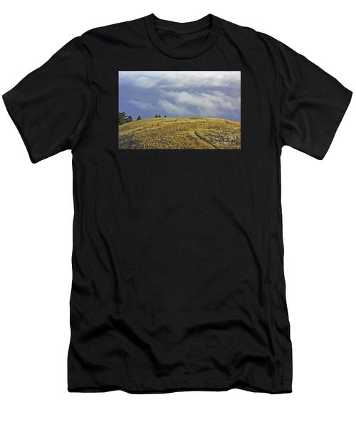 Mountain High Men's T-Shirt (Athletic Fit)