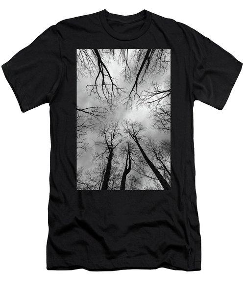Mountain Lakes Nature Preserve Men's T-Shirt (Athletic Fit)