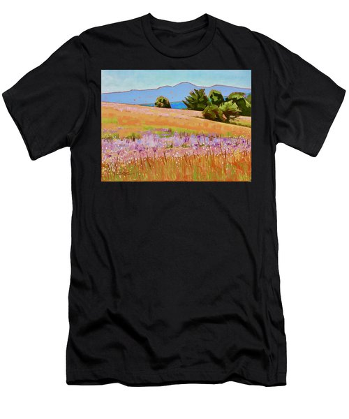 Mountain Meadow Men's T-Shirt (Athletic Fit)