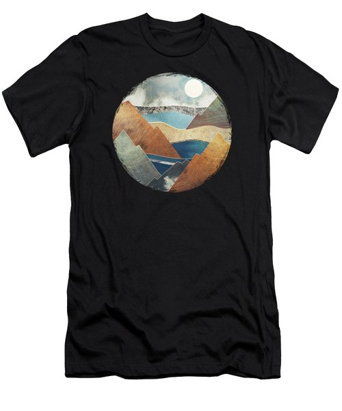 Mountain Pass Men's T-Shirt (Athletic Fit)