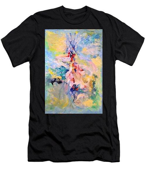 Mountain Range Men's T-Shirt (Athletic Fit)
