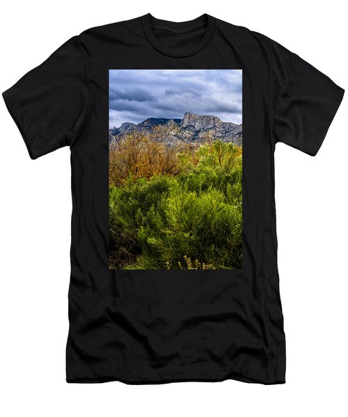 Mountain Valley No9 Men's T-Shirt (Athletic Fit)