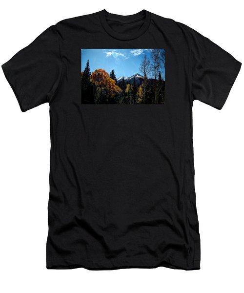 Mountain View Men's T-Shirt (Athletic Fit)