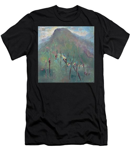 Mountain Visit Men's T-Shirt (Athletic Fit)
