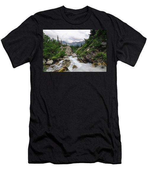 Mountain Vista Men's T-Shirt (Athletic Fit)