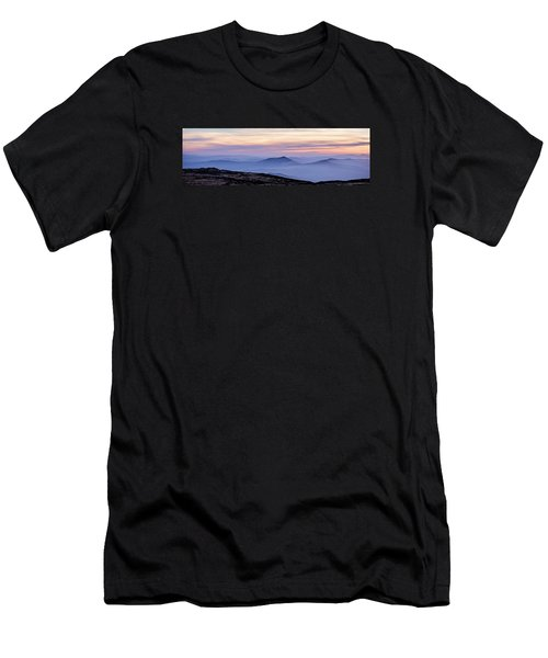 Mountains And Mist Men's T-Shirt (Athletic Fit)