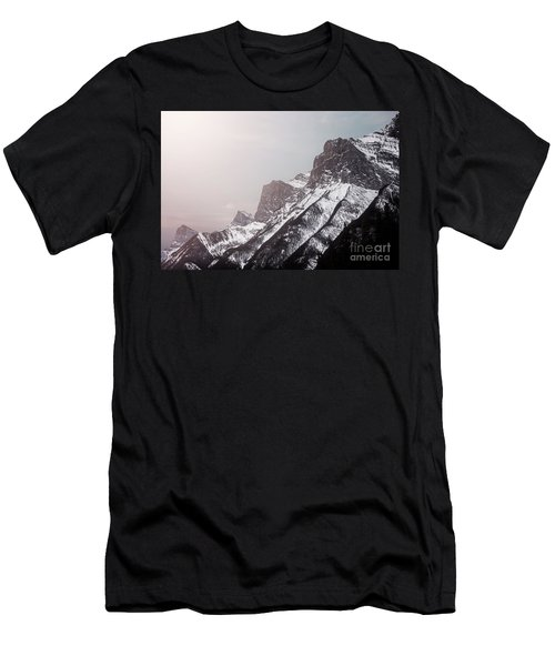 Mountains Of Might Men's T-Shirt (Athletic Fit)