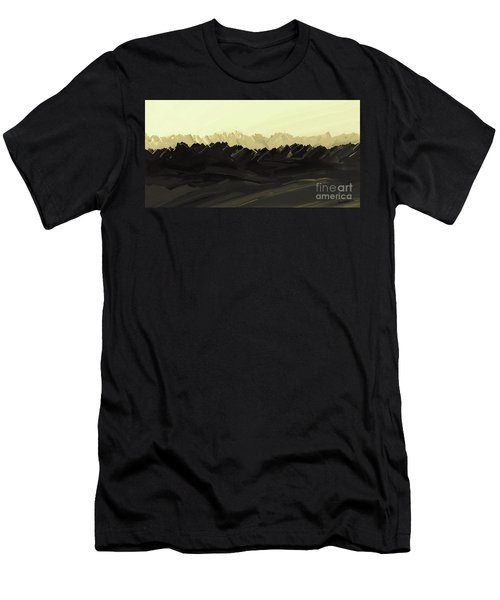 Mountains Of The Mohave Men's T-Shirt (Athletic Fit)
