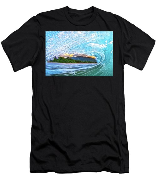Mountains To The Sea Men's T-Shirt (Athletic Fit)