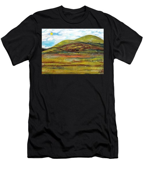 Mountaiscape 2  Men's T-Shirt (Athletic Fit)