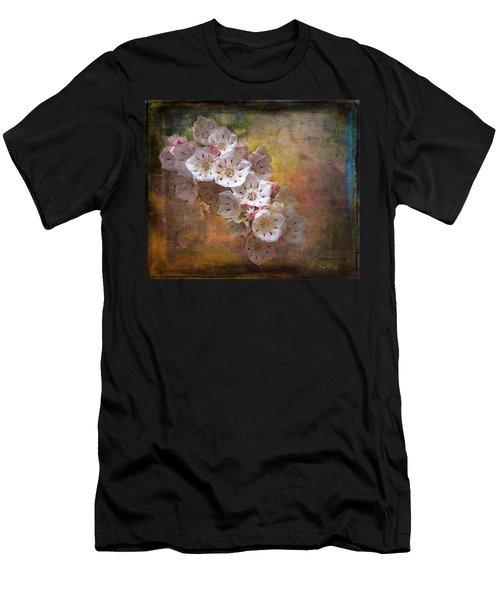Mountain Laurel Men's T-Shirt (Athletic Fit)