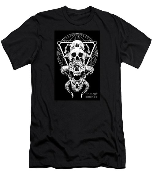 Mouth Of Doom Men's T-Shirt (Athletic Fit)