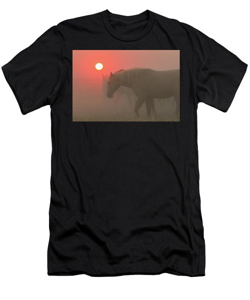 Moving Through A Dream Men's T-Shirt (Athletic Fit)