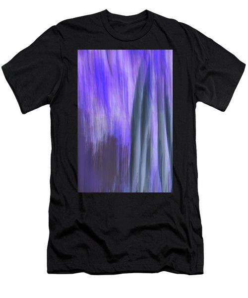 Moving Trees 37-36 Portrait Format Men's T-Shirt (Athletic Fit)