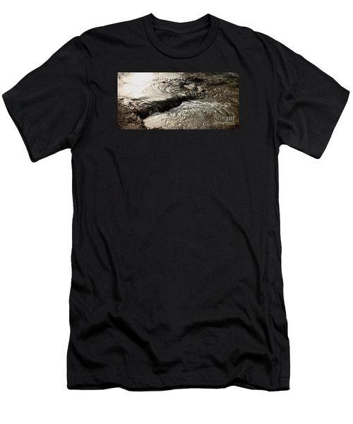 Moving Water Men's T-Shirt (Athletic Fit)
