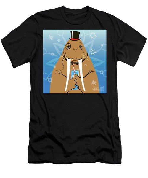 Mr. Walrus Men's T-Shirt (Athletic Fit)