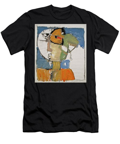 Ms Abby Strac Had One Good Eye Men's T-Shirt (Athletic Fit)