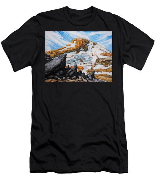 Mt. Hood Men's T-Shirt (Athletic Fit)