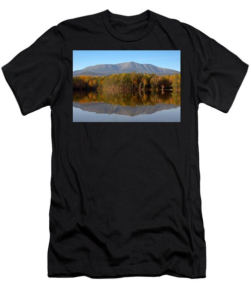 Mt Katahdin Baxter State Park Fall 1 Men's T-Shirt (Athletic Fit)