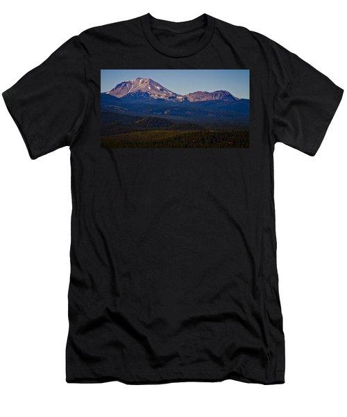 Mt Lassen And Chaos Crags Men's T-Shirt (Athletic Fit)