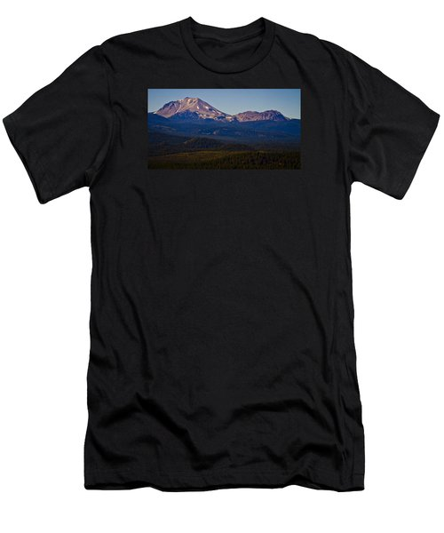 Mt Lassen And Chaos Crags Men's T-Shirt (Athletic Fit)