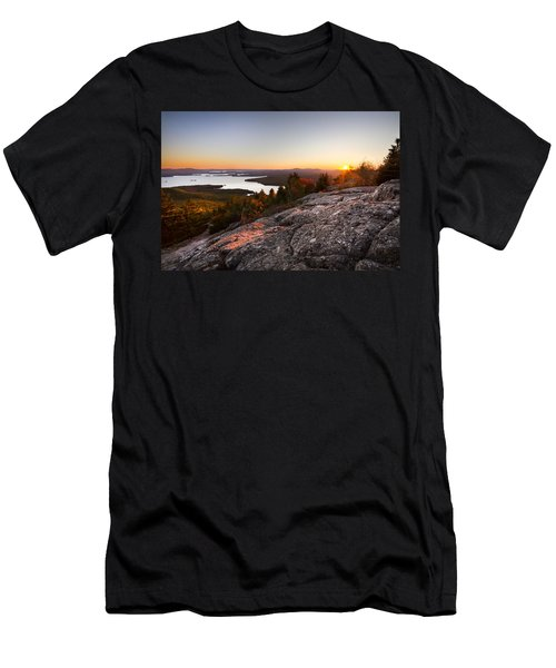 Mt. Major Summit Men's T-Shirt (Athletic Fit)