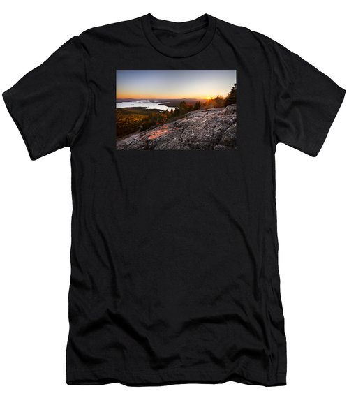 Mt. Major Summit Men's T-Shirt (Athletic Fit)