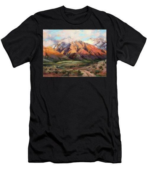 Mt Nebo Range Men's T-Shirt (Athletic Fit)