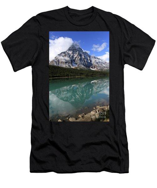 Mt Refection Men's T-Shirt (Athletic Fit)