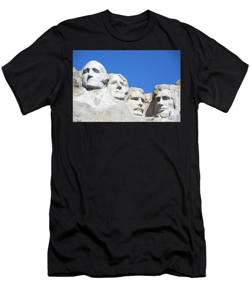 Mt. Rushmore Men's T-Shirt (Athletic Fit)