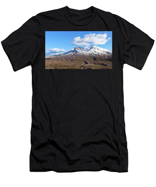 Mt Saint Helens Men's T-Shirt (Athletic Fit)