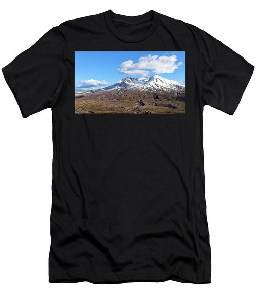 Mt Saint Helens Men's T-Shirt (Athletic Fit)