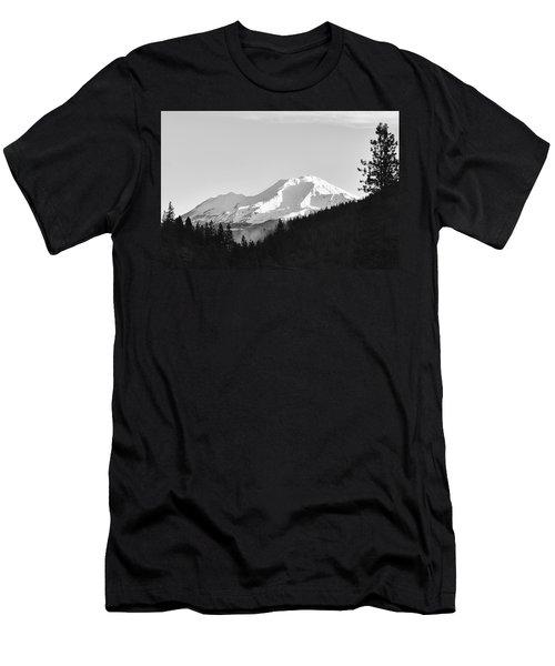 Mt Shasta Men's T-Shirt (Athletic Fit)