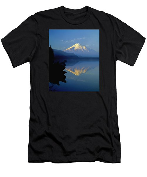 1m4907-v-mt. St. Helens Reflect V  Men's T-Shirt (Athletic Fit)