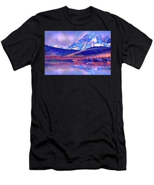 Mt. Stuart Men's T-Shirt (Athletic Fit)