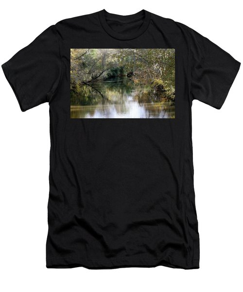 Muckalee Creek Men's T-Shirt (Athletic Fit)