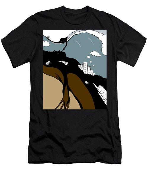 Mudslide Men's T-Shirt (Athletic Fit)
