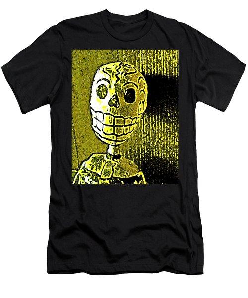 Men's T-Shirt (Slim Fit) featuring the photograph Muertos 1 by Pamela Cooper