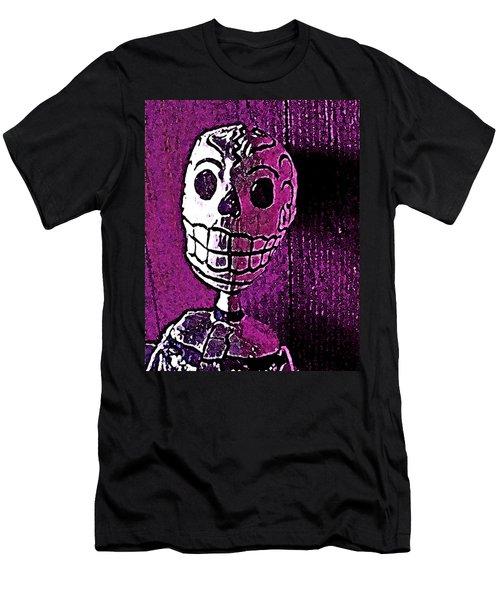 Men's T-Shirt (Slim Fit) featuring the photograph Muertos 3 by Pamela Cooper
