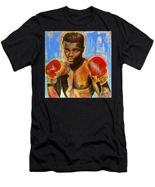Muhammed Ali Men's T-Shirt (Athletic Fit)