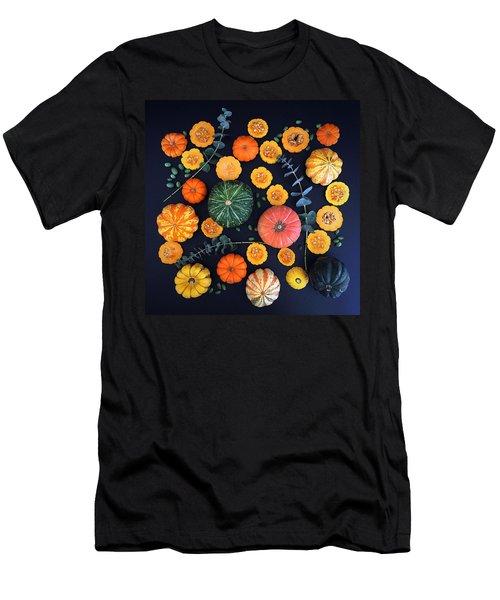 Multiple Squash Men's T-Shirt (Athletic Fit)