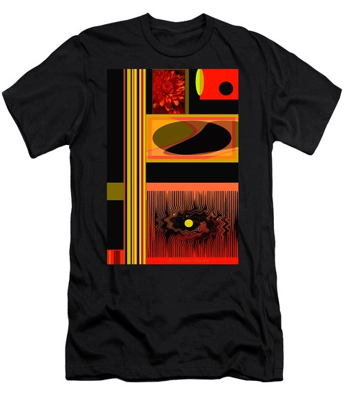 Mum Abstract 1 Men's T-Shirt (Athletic Fit)