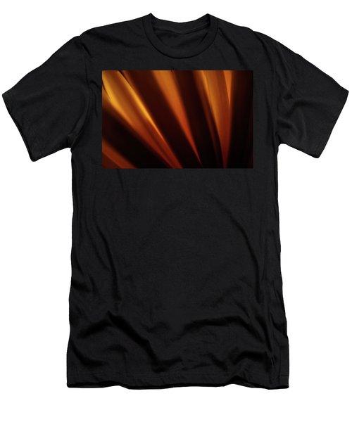 Mum Petals Men's T-Shirt (Athletic Fit)