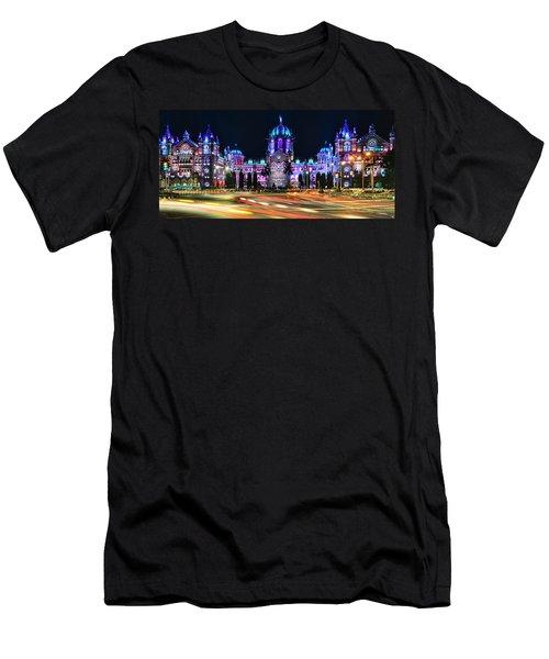 Mumbai Moment Men's T-Shirt (Athletic Fit)
