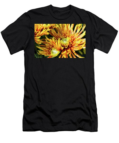 Mum's The Word II Men's T-Shirt (Athletic Fit)