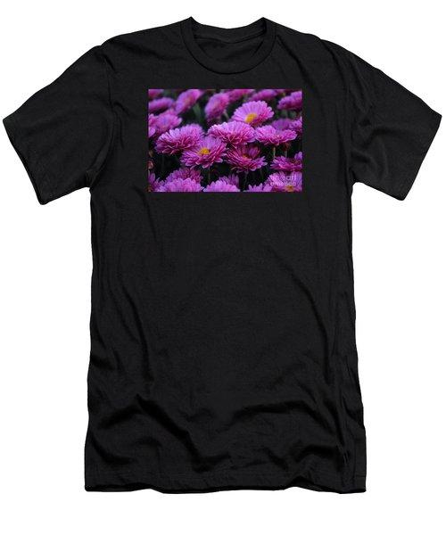 Mums The Word Men's T-Shirt (Slim Fit) by John S